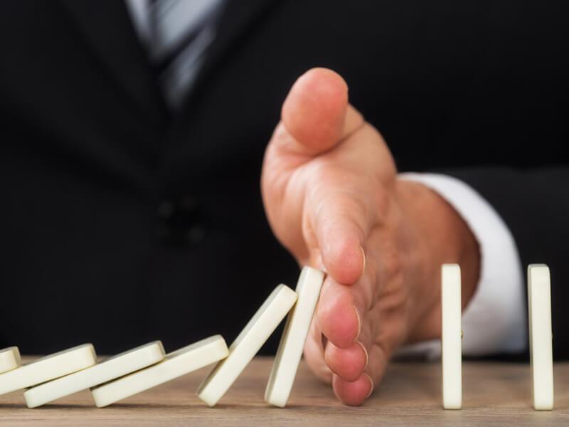 مدیریت ریسک زنجیره تأمین